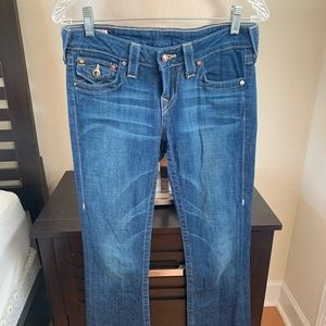 True Religion Becky Bootcut Flare